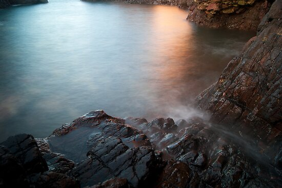 Rock Pool by KWTImages