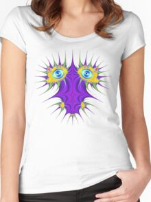 Erranti Bug Women's Fitted Scoop T-Shirt