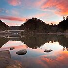 Cataract Gorge by Alistair Wilson