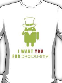 Droidarmy: Propaganda T-Shirt