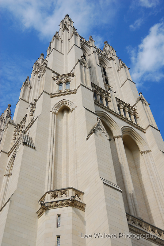 The National Cathedral, Washington, D.C. by Lee Walters Photography