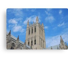 The National Cathedral, Washington, D.C. Canvas Print