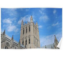 The National Cathedral, Washington, D.C. Poster