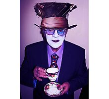 The Mad Hatter Photographic Print