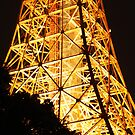 Tokyo Tower by Melor
