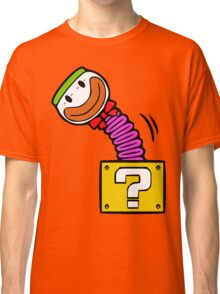 Koopa in the Box Classic T-Shirt