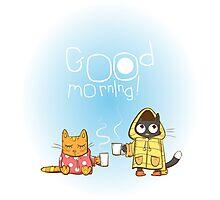 Good morning. Photographic Print