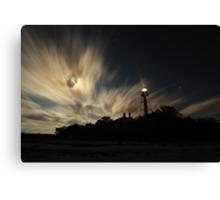 Point Ybel Lighthouse 2 Canvas Print