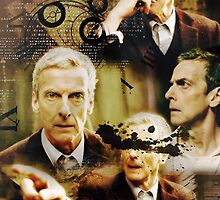Twelfth Doctor, doctor who by pondssmile
