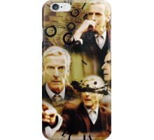 Twelfth Doctor, doctor who iPhone Case/Skin