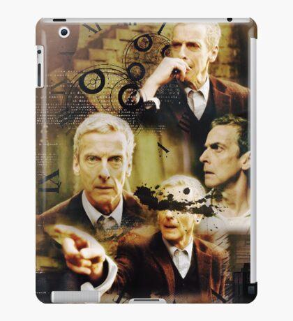 Twelfth Doctor, doctor who iPad Case/Skin
