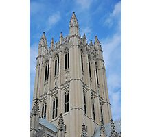 The National Cathedral, Washington, D.C. Photographic Print