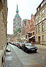 MVP82 Stralsund, Old town & Nicolai Kirche, Germany, 2004. by David A. L. Davies