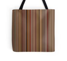 Moviebarcode: The Royal Tenenbaums (2001) [Simplified Colors] Tote Bag