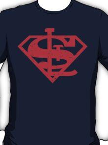 STL Baseball is Super 2 T-Shirt