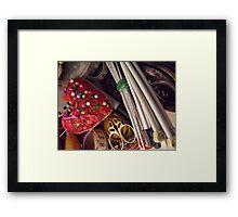 sewingtools Framed Print