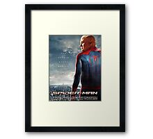 The Spider Framed Print