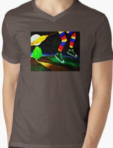 emerald chuckies 1 Mens V-Neck T-Shirt