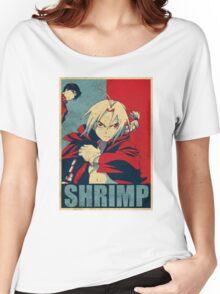 Full metal shrimp ( worn version) Women's Relaxed Fit T-Shirt
