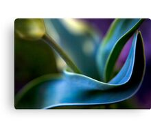 ABSTRACT TULIP Canvas Print
