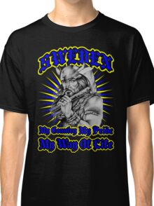 Sweden My Country Classic T-Shirt