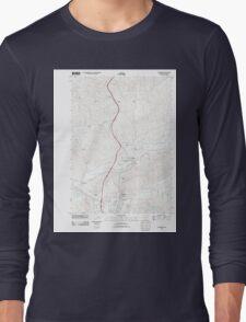 USGS Topo Map Oregon Sutherlin 20110824 TM T-Shirt