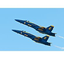 United States Navy Blue Angels Photographic Print