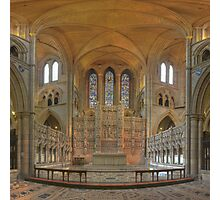 Altar - Truro Cathedral Photographic Print