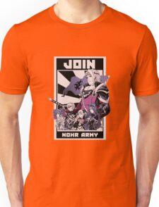 Join Nohr!  Unisex T-Shirt