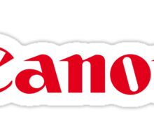 Canon Sticker