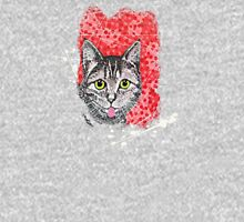 The Finnish Cat Womens Fitted T-Shirt