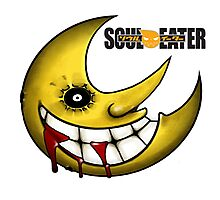 Soul Eater Moon Photographic Print