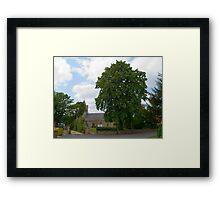 Repham Parish Church Framed Print