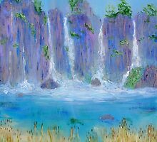 Waterfalls by Regina Valluzzi