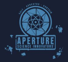 Aperture Science Innovators Kids Clothes