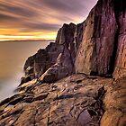 """""""Sunrise on the Rock"""" by Husky"""