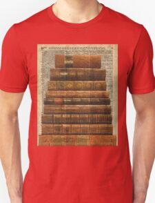Atique Books Vintage Dictionary Art T-Shirt