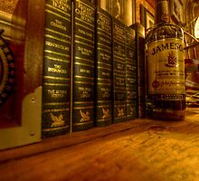 Oak Whiskey by IanLongo