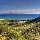 Gaviota Coast by Cathy L. Gregg