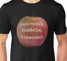 An Apple for the Teacher Unisex T-Shirt