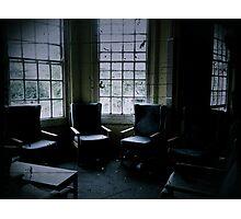 Deep Blue Abyss ~ West Park Asylum Photographic Print