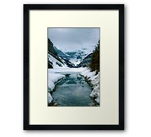 Lake Louise Framed Print