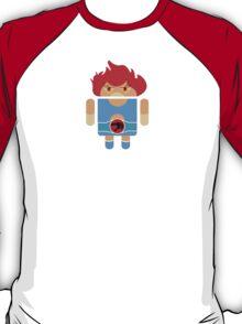 Droidarmy: Thunderdroid Lion-o T-Shirt