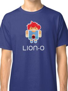 Droidarmy: Thunderdroid Lion-o Classic T-Shirt