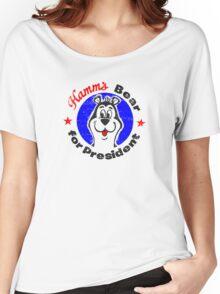Hamms Bear Women's Relaxed Fit T-Shirt