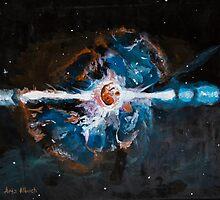 """""""Born""""  by Arts Albach"""
