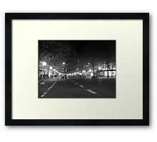 Serene Dortmund Evening Framed Print