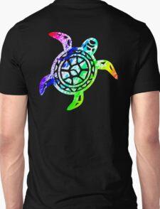 Rainbow Sea Turtle T-Shirt