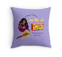 Cookie's Lions Throw Pillow