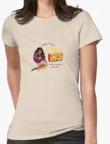 Cookie's Lions Womens Fitted T-Shirt